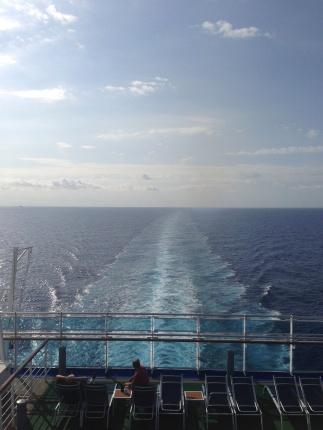 Day Eleven At Sea