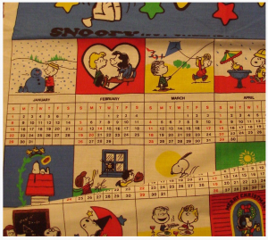 If Snoopy wasn't drinking a margarita, how were we supposed to know to celebrate Cinco de Mayo?